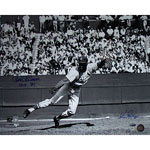 "Bob Gibson Autographed Horizontal 16x20 Photo w/"" HOF 81"" Insc Signed by Photographer Ken Regan"